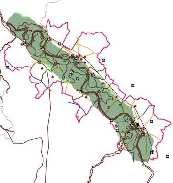 Nouvelle Aquitaine : TRI de Tonneins-Marmande - Cartographie