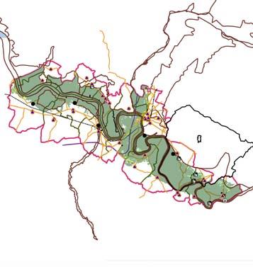 Nouvelle Aquitaine : TRI de Libourne - Aléas submersion marine - Cartographie